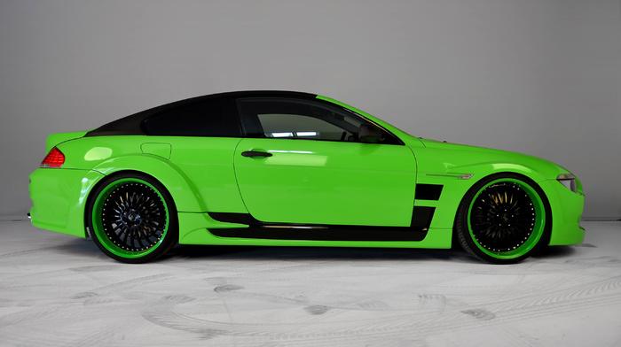 green, cars, car, BMW