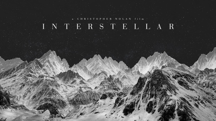 Interstellar movie, movies, Christopher Nolan, Hollywood, fan art
