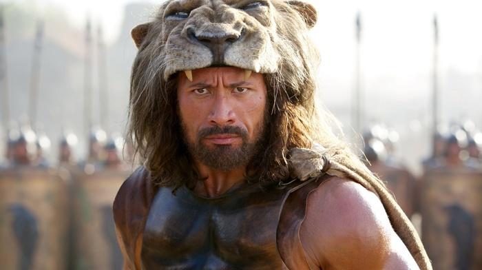 лев, дуэйн джонсон, Геракл, армия, фильмы, воин, макро, фильм, актер