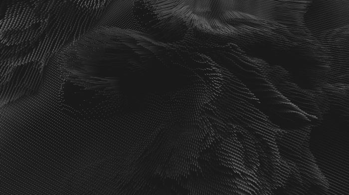 монохром, абстрактные