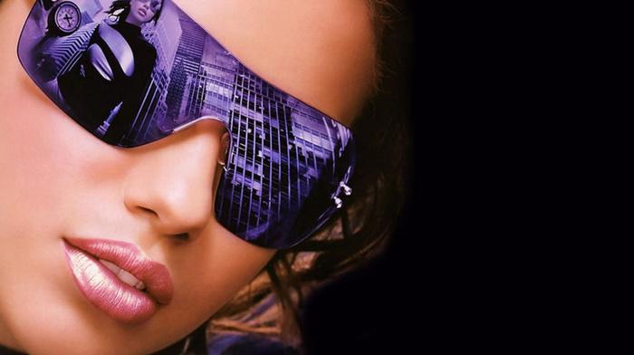 background, girls, sight, glasses, girl