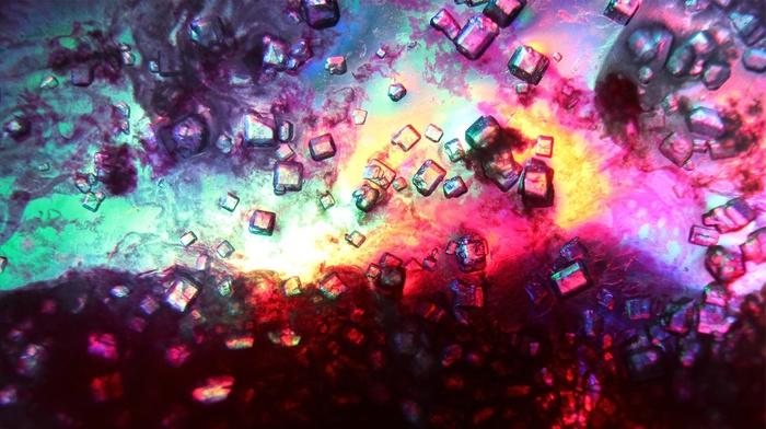 красочно, абстрактные, цифровое искусство
