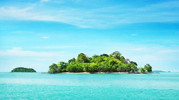 nature, beautiful, tropics, ocean, sea