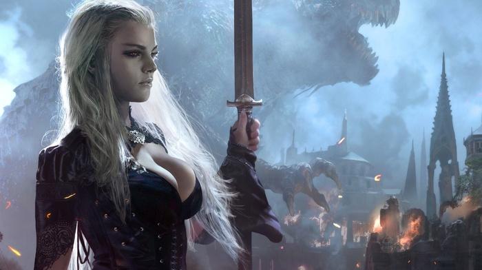 video games, game, fantasy