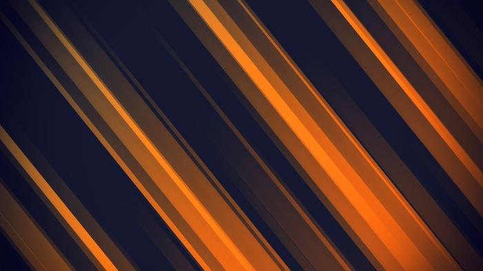stripes, orange