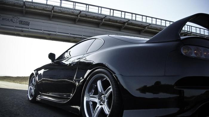 Toyota Supra, car, tuning
