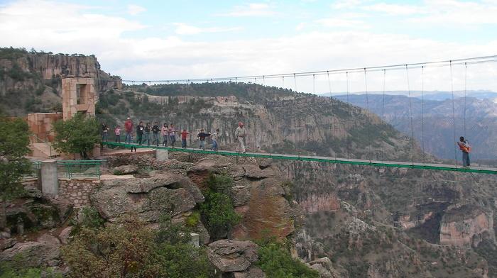 rocks, nature, canyon, beauty, bridge
