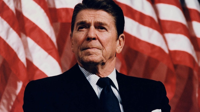 Ronald Reagan, actor, presidents, USA, politics