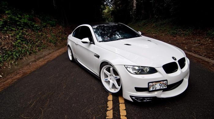 white, m3, coupe, BMW, bmw, automobile, cars, auto