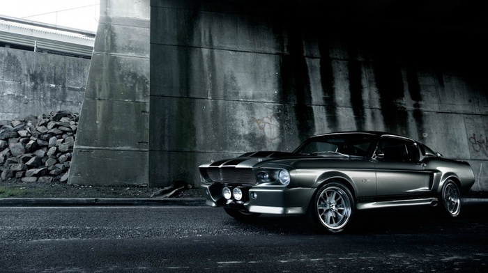 classic car, eleanor, gt500, car, old car, Ford Mustang Shelby