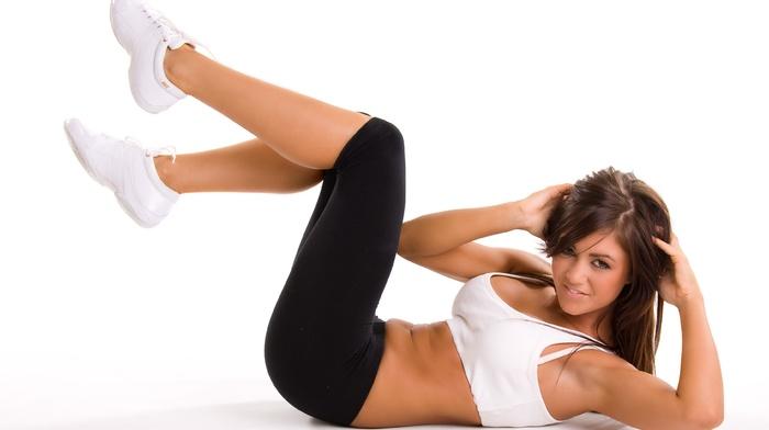 training, девушки, sexi, yoga pants, girls