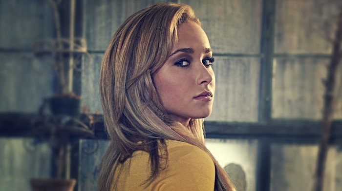 girl, celebrity, face, Hayden Panettiere