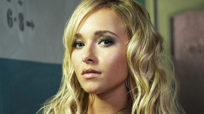Hayden Panettiere, celebrity, girl, face
