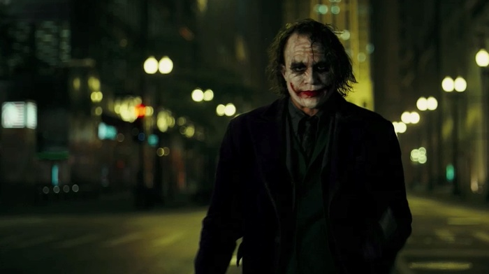 Batman, Joker, The Dark Knight, Heath Ledger