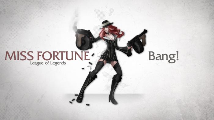Miss Fortune, League of Legends