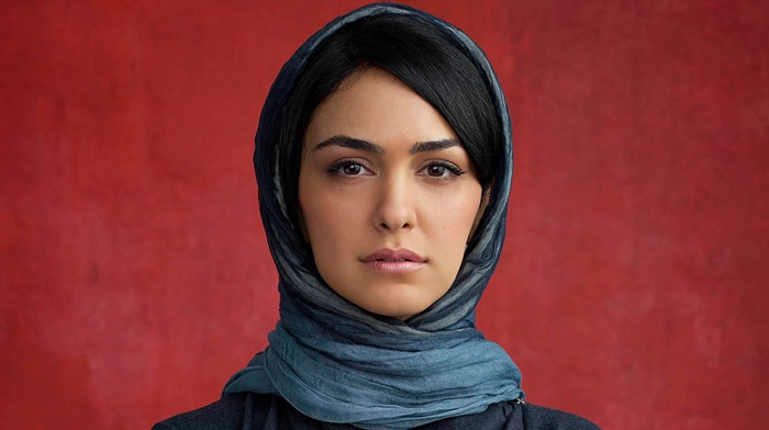 girl, Homeland, Nazanin Boniadi, brown eyes, dark hair