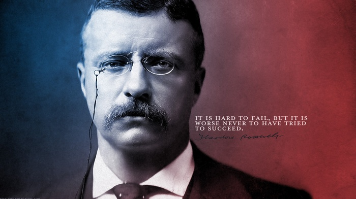 quote, Teddy Roosevelt