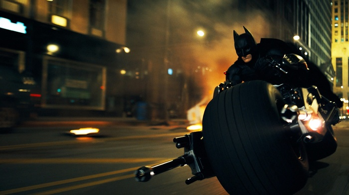 Batman, The Dark Knight