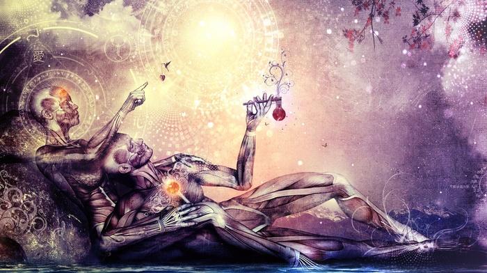 Cameron Gray, spiritual, sacred geometry
