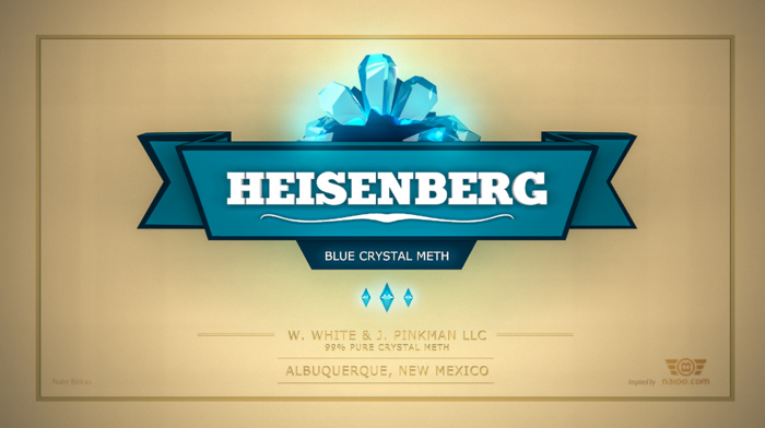 Heisenberg, TV, Breaking Bad, Walter White