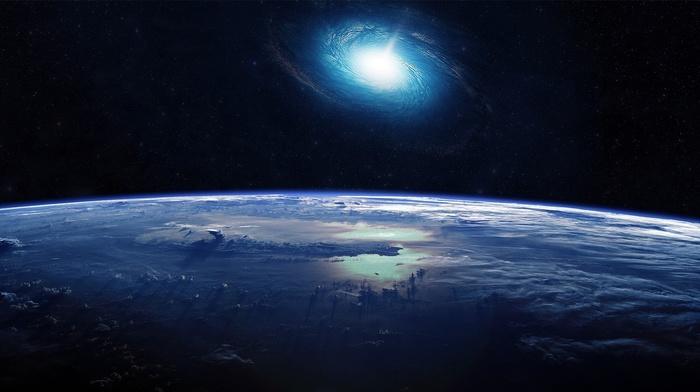 цифровое искусство, Земля