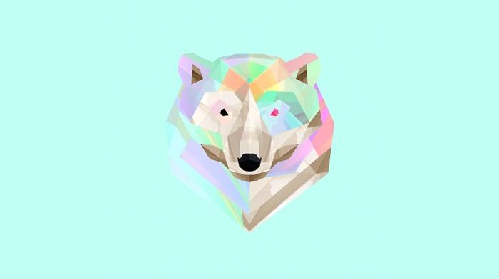 цифровое искусство, Justin Maller, животные