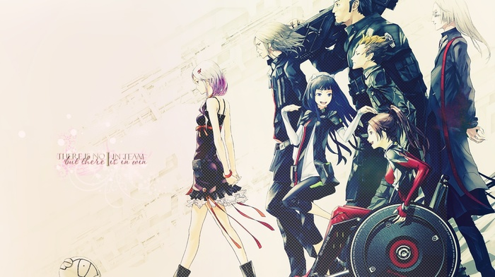 Guilty Crown, аниме
