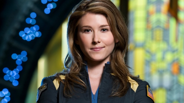 Atlantis, actress, Stargate, Jewel Staite, brunette