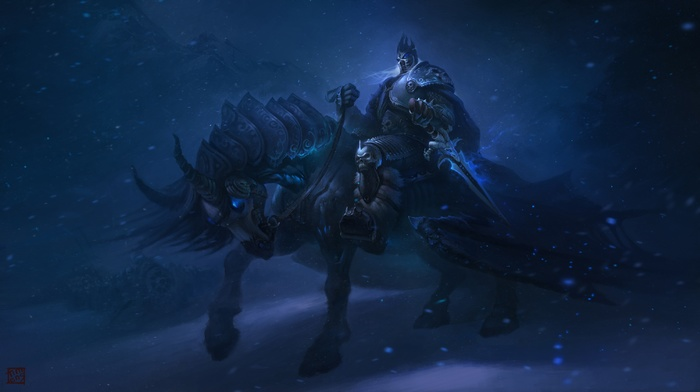 лошадь, World of Warcraft