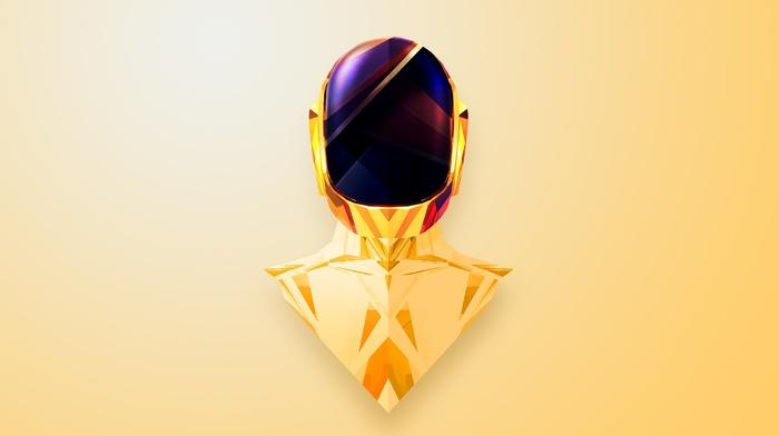 Justin Maller, Daft Punk, abstract
