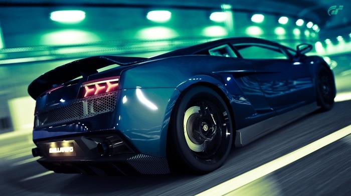 black, Lamborghini Gallardo, Gallardo, black cars
