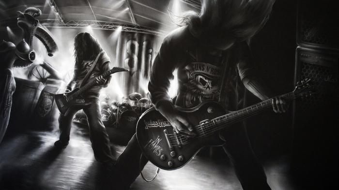 музыка, гитара
