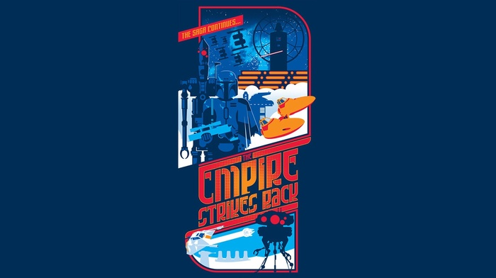 Star Wars, Boba Fett, fan art, bounty hunter, star wars episode v, the empire strikes back