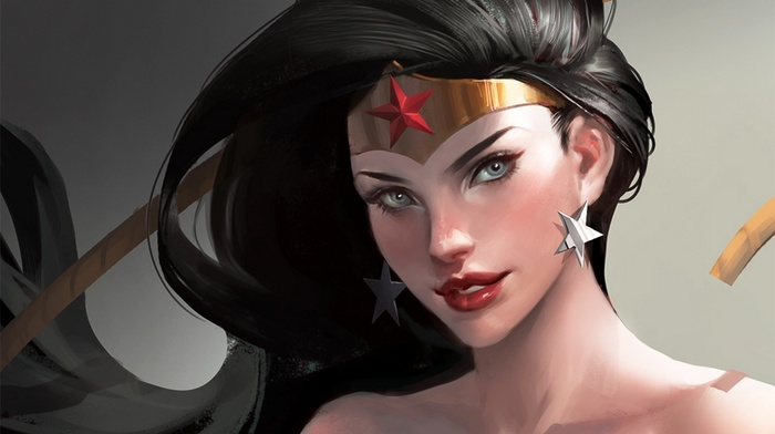 DC Comics, Wonder Woman, superheroines