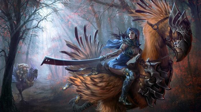 video games, artwork, Final Fantasy
