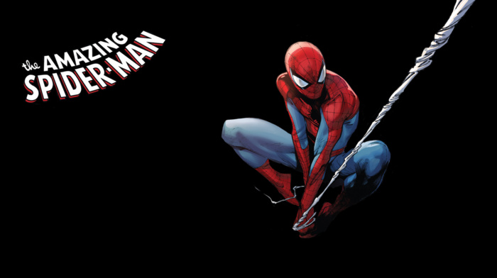 spider, man, Iron Fist, Marvel Comics