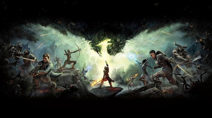 Dragon Age Inquisition, Dragon Age, Dragon Age Inquisition, video games