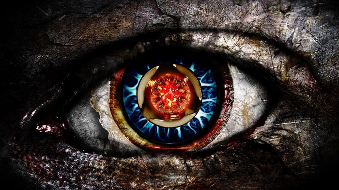 Digital Art Anime Artwork Fantasy Eyes Photo Manipulation Texture
