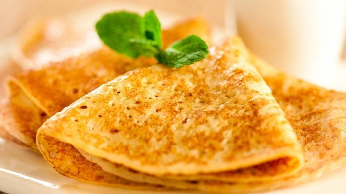 crepes, food, breakfast