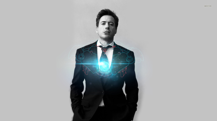 Tony Stark, Iron Man, superhero, Robert Downey Jr.