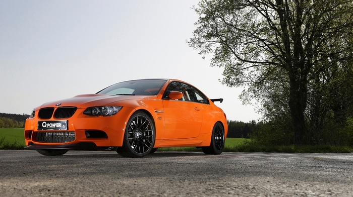 car, orange cars, G, power, BMW M3, BMW M3 GTS, BMW