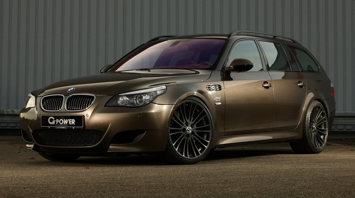 BMW M5, BMW M5 Touring, G, power, BMW, BMW M5 Hurricane RS Touring