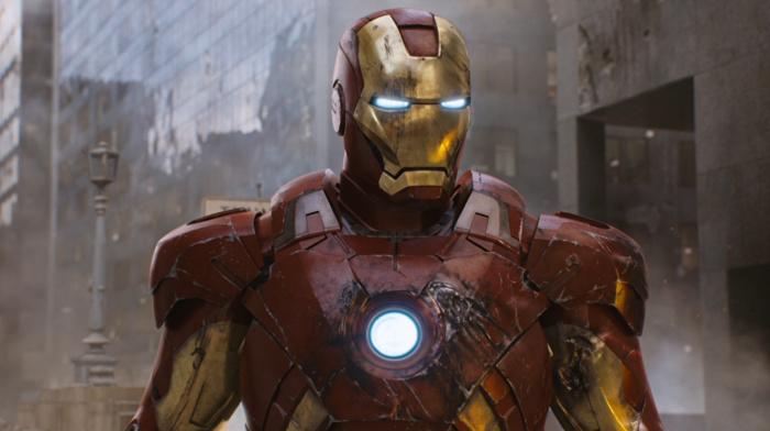 superhero, Iron Man