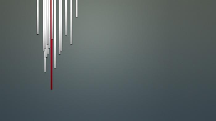 vertical lines, digital art, lines