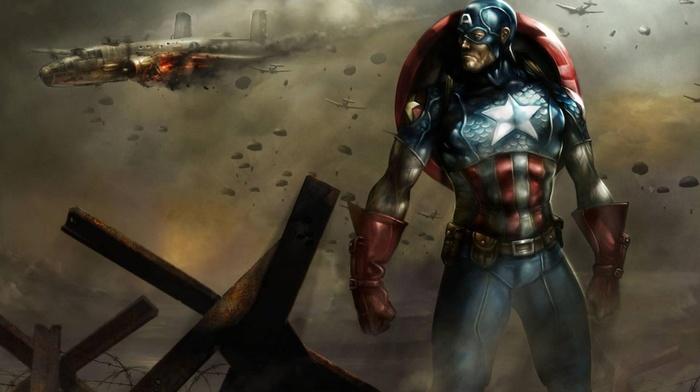 superhero, Captain America