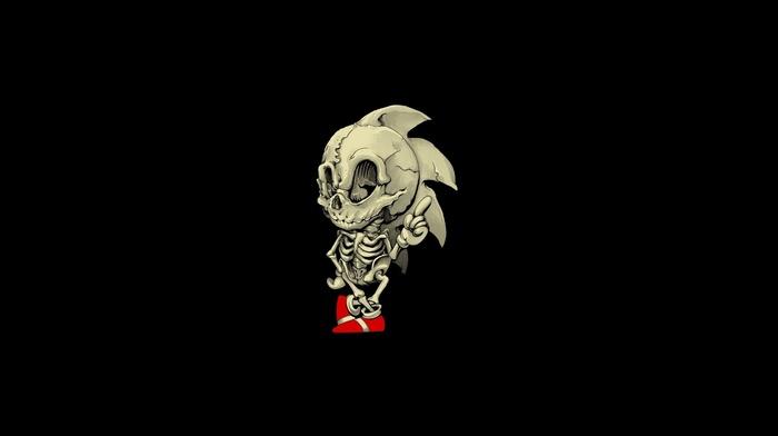 skeleton, Sonic