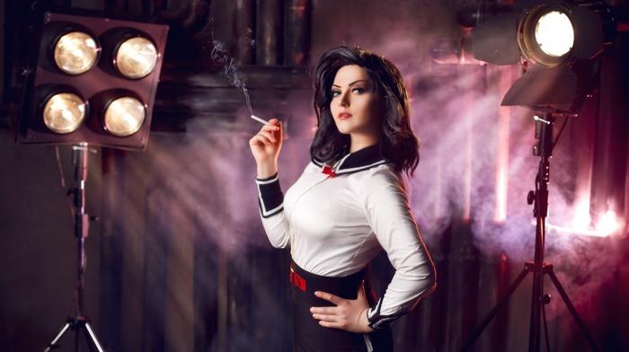 video games, cosplay, bioshock infinite burial at sea, BioShock, BioShock Infinite, elizabeth bioshock