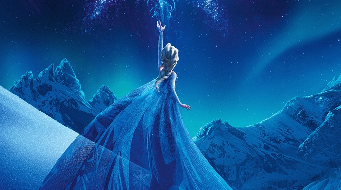 Animated Movies Frozen Movie Disney Princess Elsa Download Wallpaper