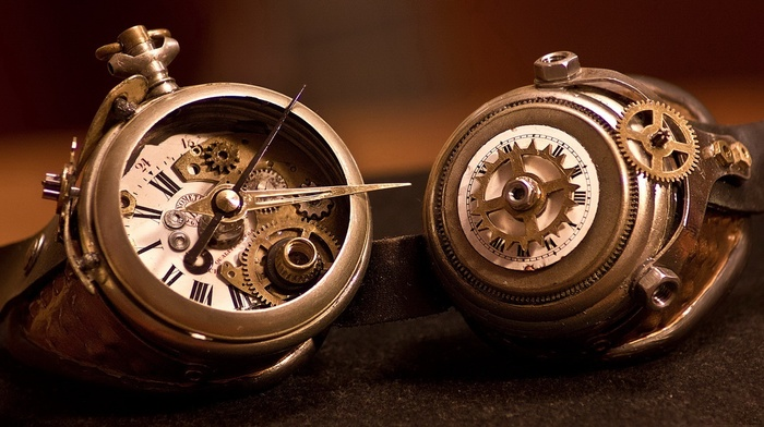 hand, watch, gears, numbers, clockworks