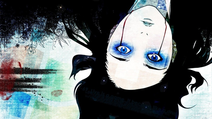 anime girls, Ergo Proxy, anime, crying, Re, l Mayer